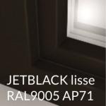 Jetblack RAL9005