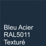 Bleu Acier Texture