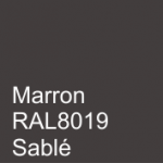 Marron Sable