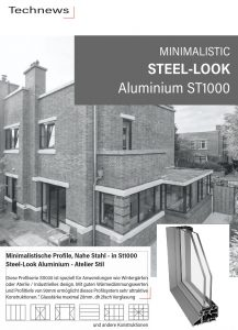 Energio - Steel Look Fenster