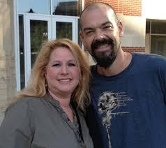 Aaron Goodwin e la sua ex moglie