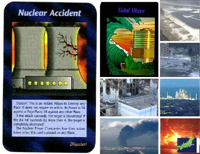 Profezia: Incidente Nucleare a Fukushima