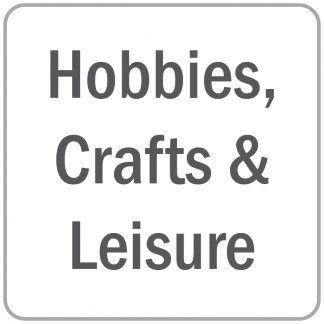 Hobbies, Crafts, & Leisure