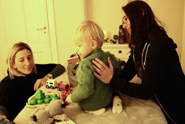 Annemette Voss kranio sakral terapi mod night terror en god behandling