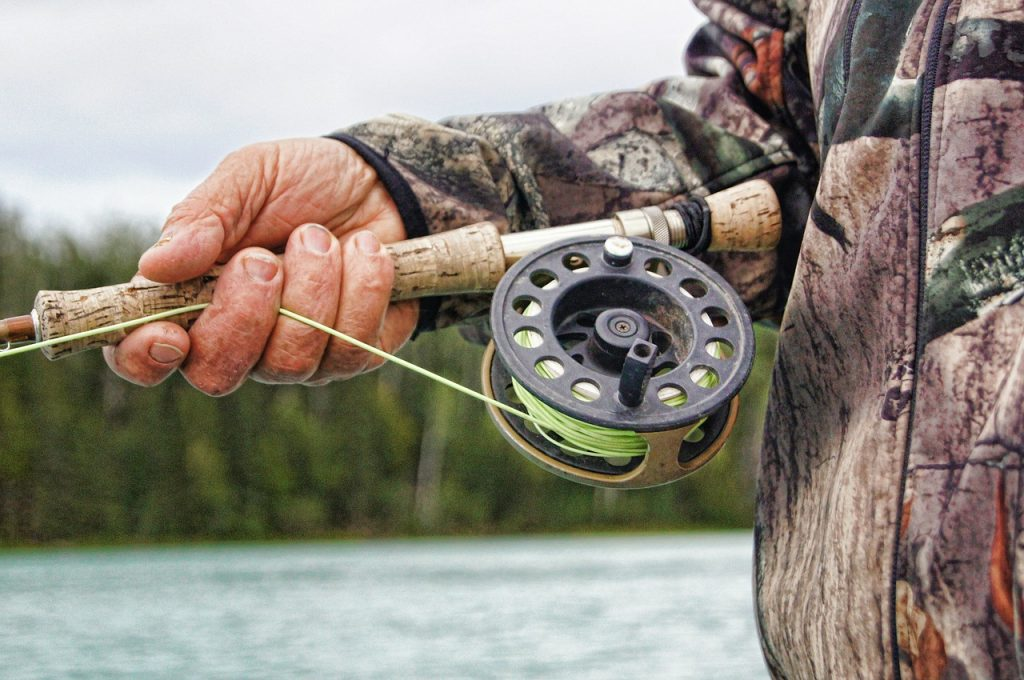 Pesca - sport outdoor