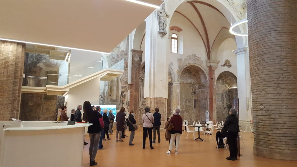 Comune di Piacenza e Laboratorio Aperto propongono la nuova data di Mercoledì 21 ottobre, in mattinata, per per il Carmine.