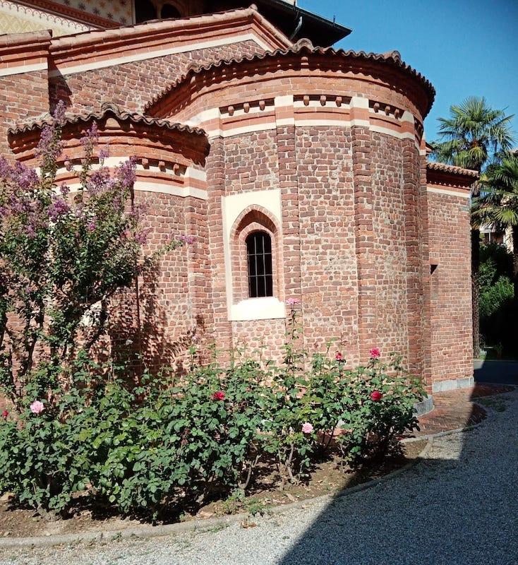 chiesa di san siro alla vepra
