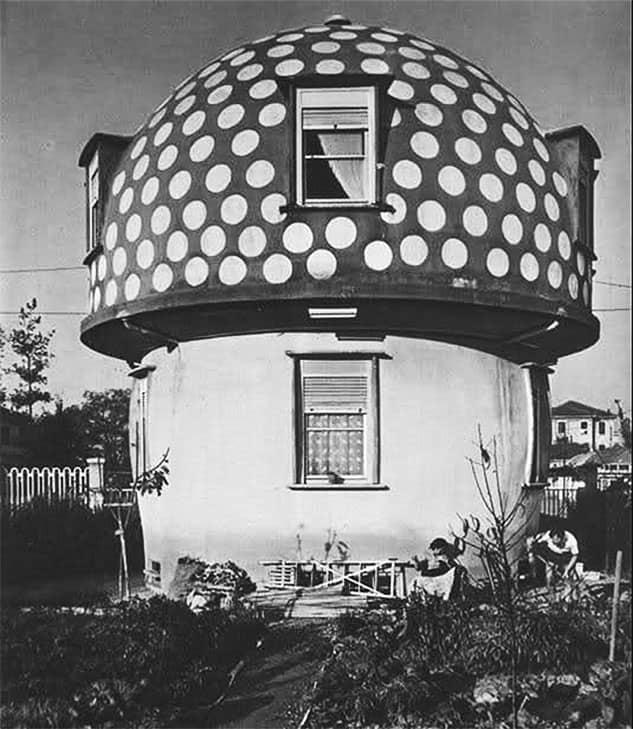 case fungo del quartiere Maggiolina