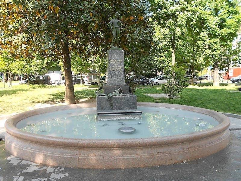 fontana di Pinocchio