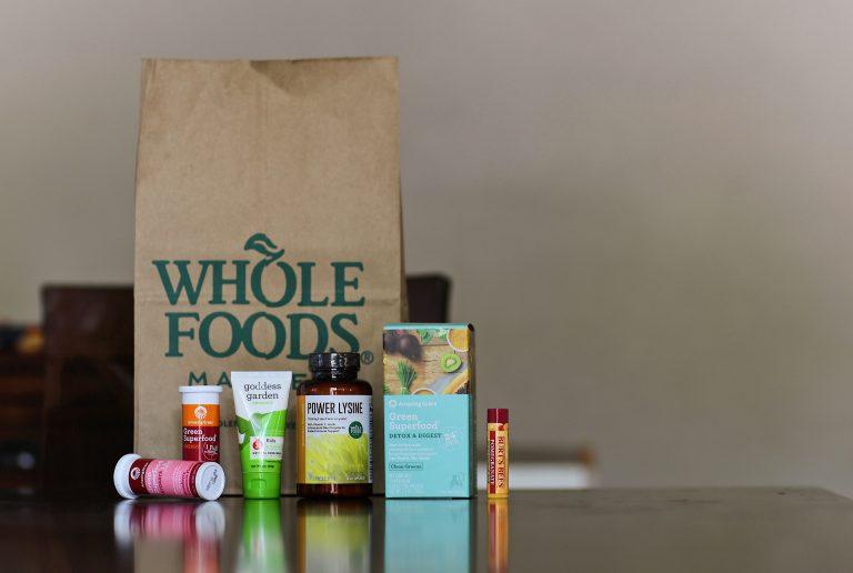 Food supplements.
