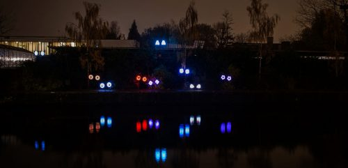 Vergaderen in Amsterdam met De Nachtloerrrders