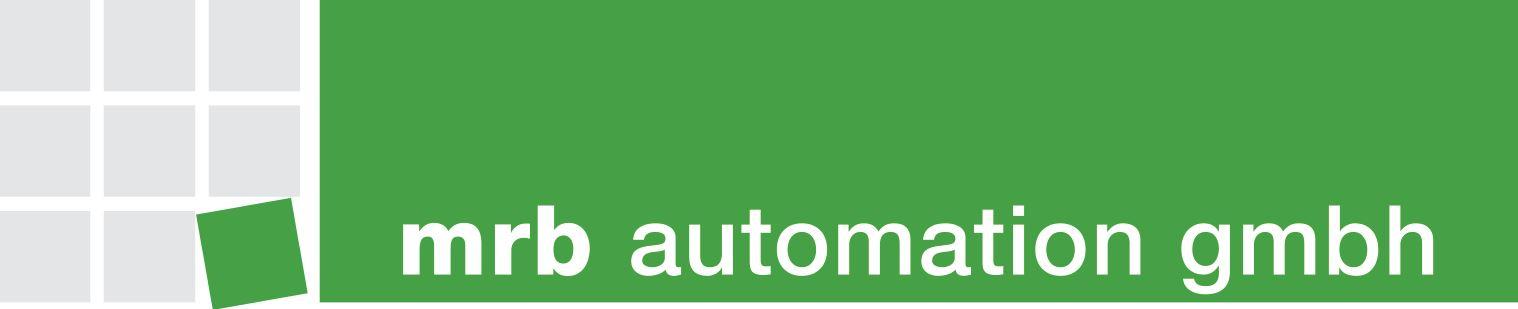 MRB Automation Logo