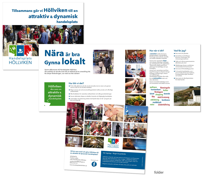 HandelsplatsHöllviken-folder_design by epafi