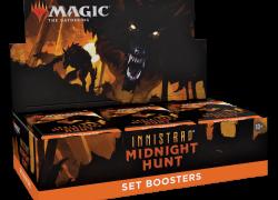 innistrad midnight hunt – Draft Display