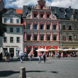 Erfurt Fischmarkt