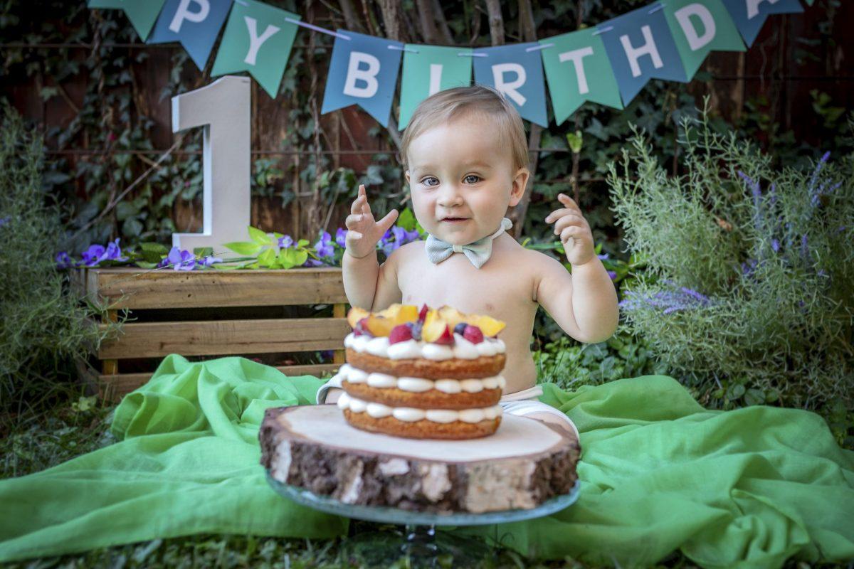 Set primo Compleanno