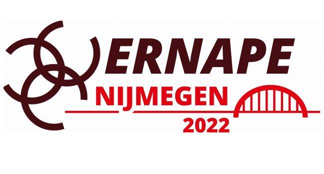 New dates for ERNAPE 2022: 24-26 August 2022
