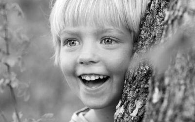 Hvordan laver I portrætter af børn?