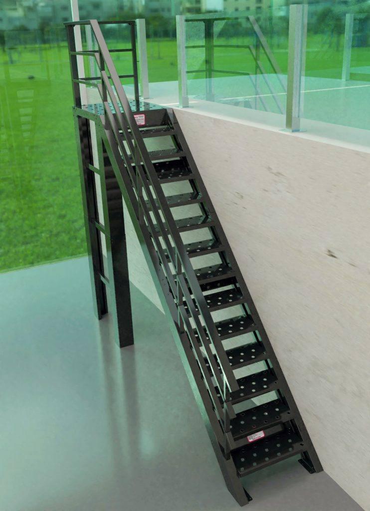 plataforma superior dcha