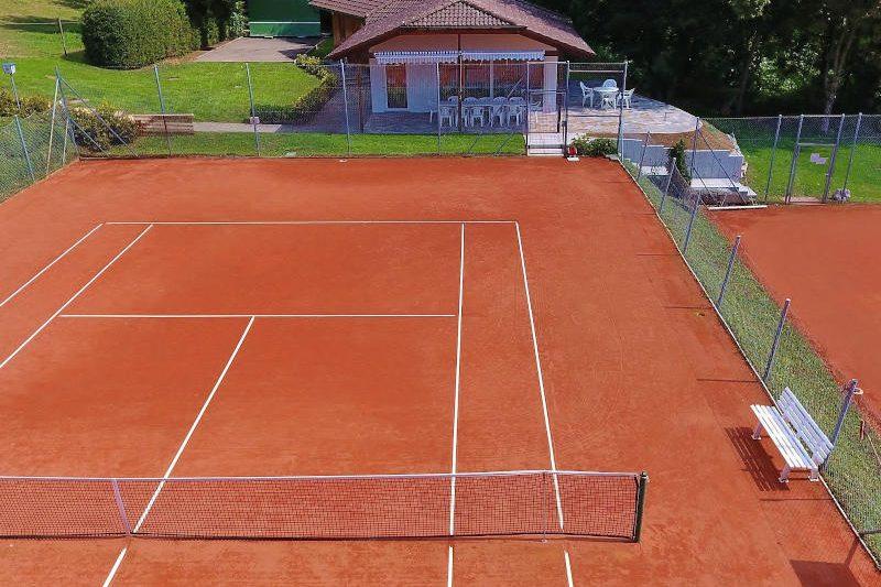 Tennisplatz-Heiligenberg