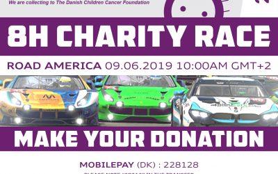 8H Charity Race