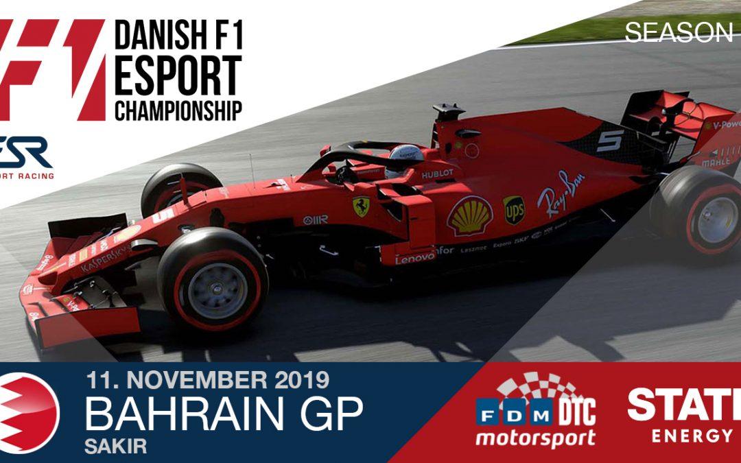 Watch Danish F1 Esport Championship