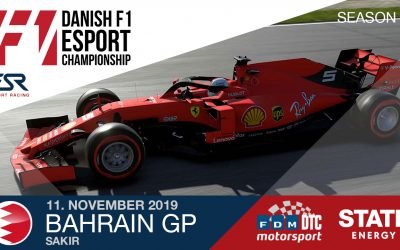 Watch Danish F1 Esport Championship