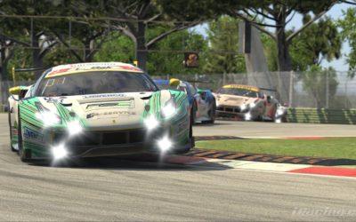 Circuit de Barcelona-Catalunya vært for femte afdeling af Danish Esport Racing Championship