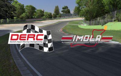 DERC klar til fjerde afdeling på Ferrari-hjemmebane