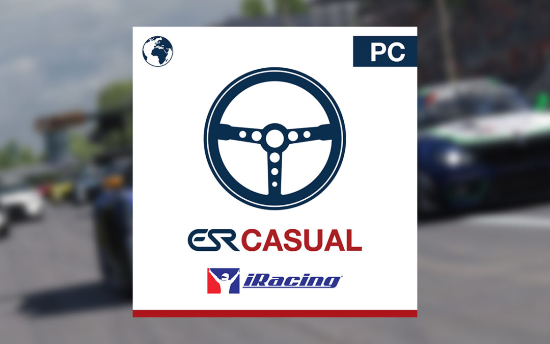 Join our iRacing Casual Leagues