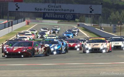 Danish Esport Racing Championship: Actionfyldt sæsonfinale på Spa-Francorchamps