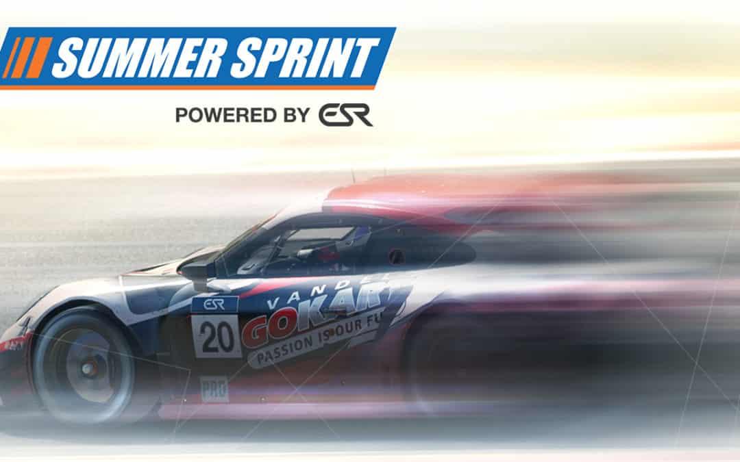Join the ESR Summer Sprint