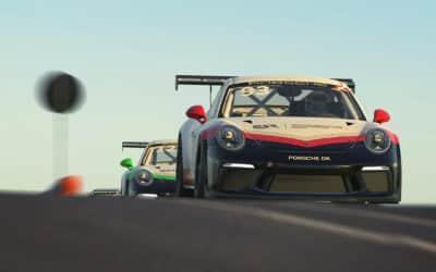 Pre Qualify Results – Porsche Esports Carrera Cup Denmark