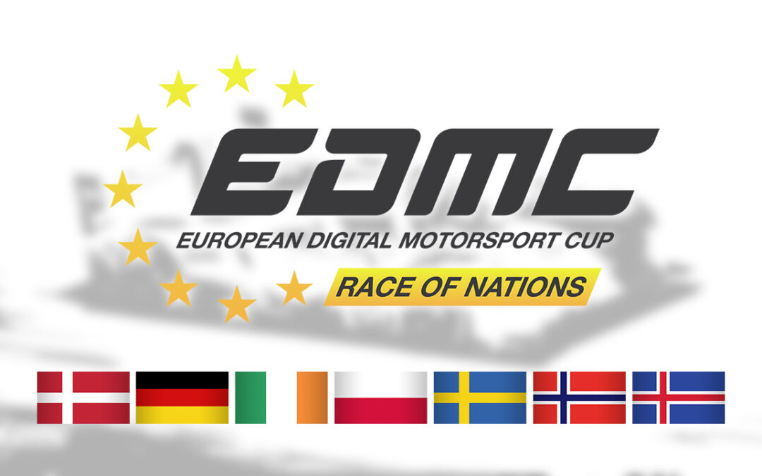 First European Digital Motorsport Cup is kicking off!