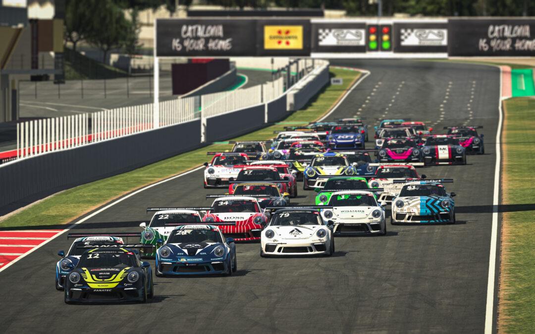Porsche Esports Carrera Cup Denmark: Ready for a new season