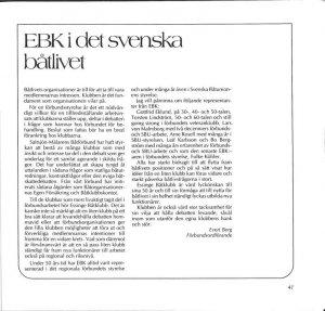 EBK 50 år 1984 Sida 41