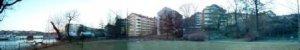 Vy från park L-a Essingen