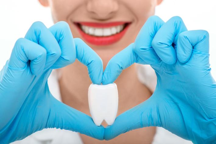 Tandblekning på klinik i Uppsala estetiklaser