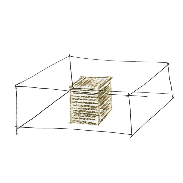 EstudioTinto-Diseño Proyectos de Arquitectura que emocionan - idea concepto reforma integral piso en Turó Park Barcelona