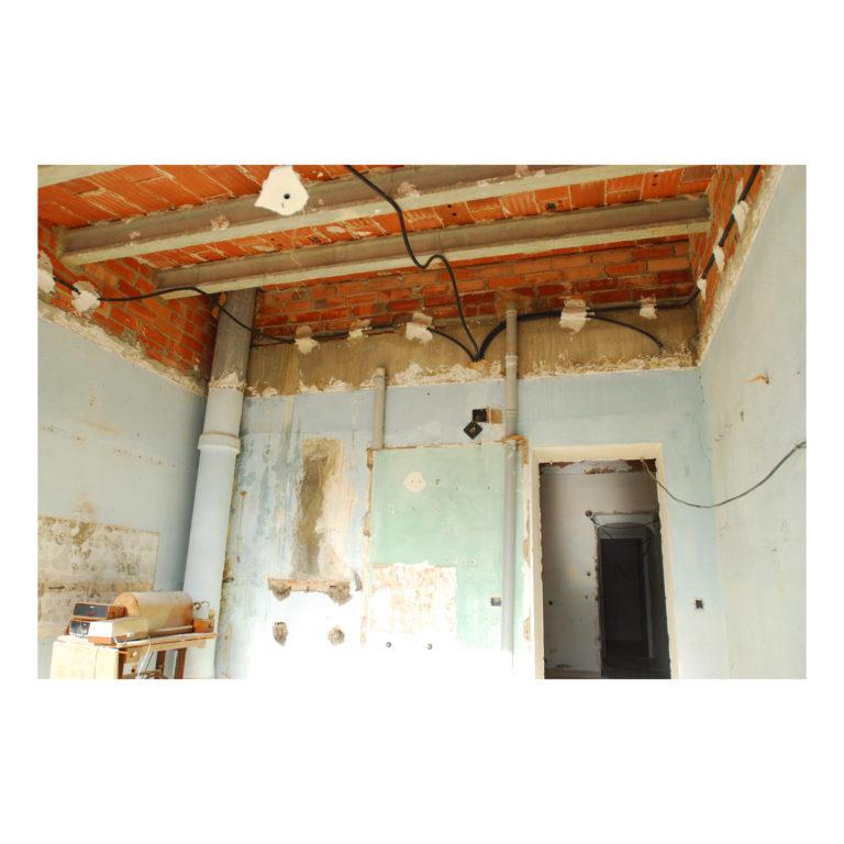 Proyecto reforma integral casa EstudioTinto