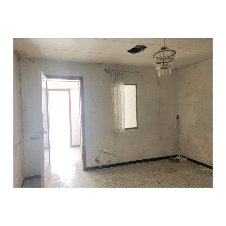 Proyecto reforma integral casa EstudioTinto salon