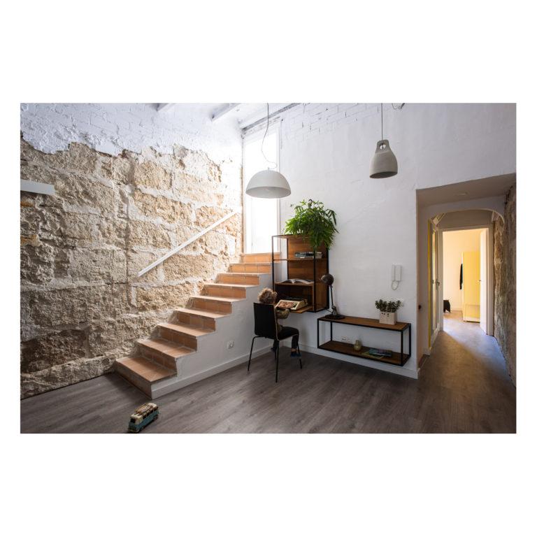 Proyecto reforma integral casa