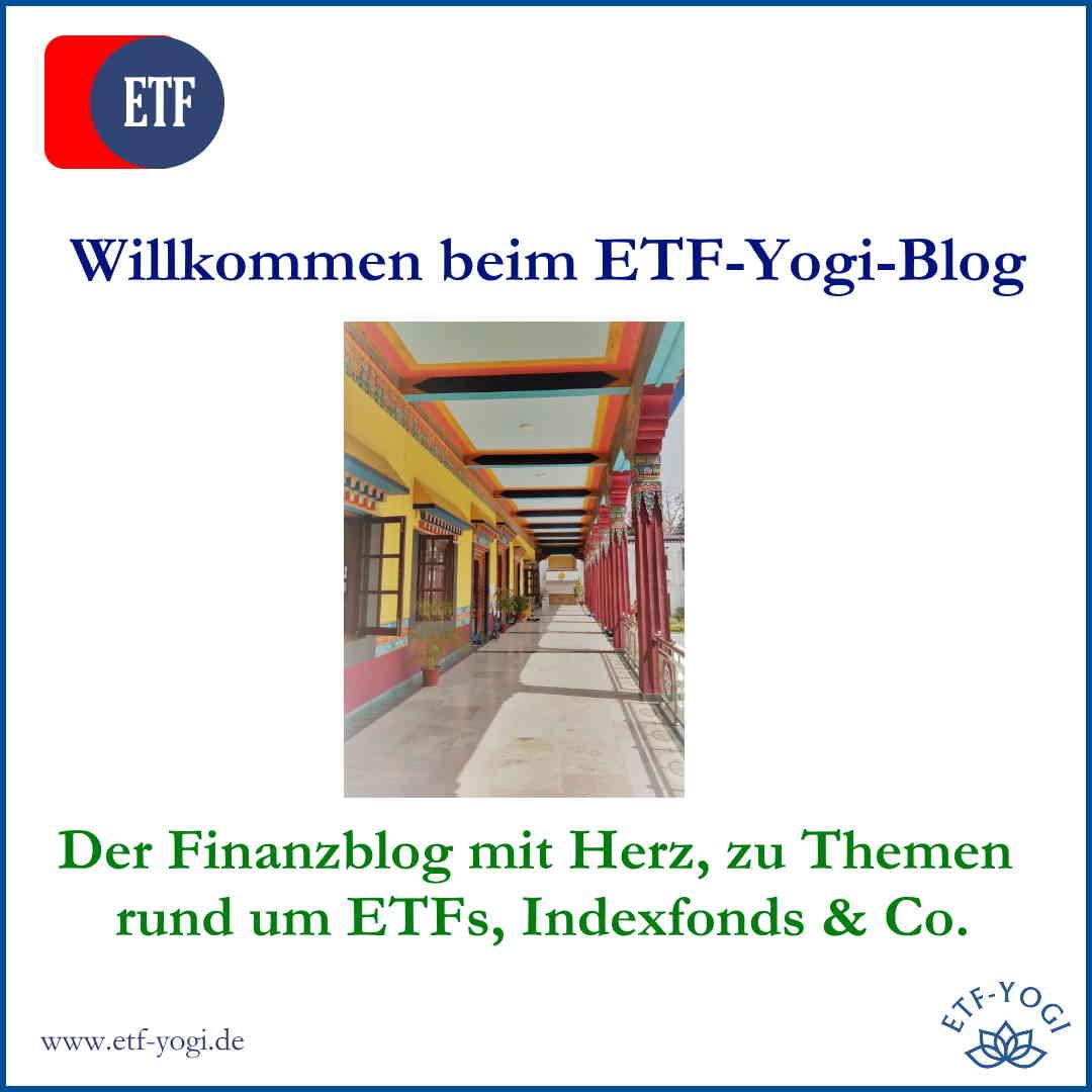 ETF-Yogi-Finanzblog heißt Dich willkommen. Warum ETFs? Das erfährst Du hier.