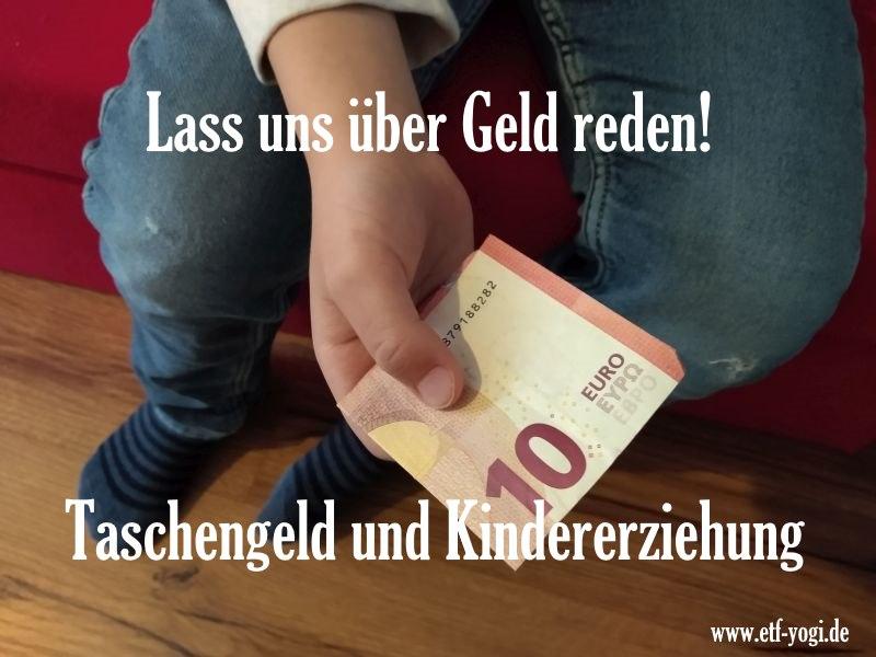 Taschengeld, Kindererziehung & 3 Töpfe 1