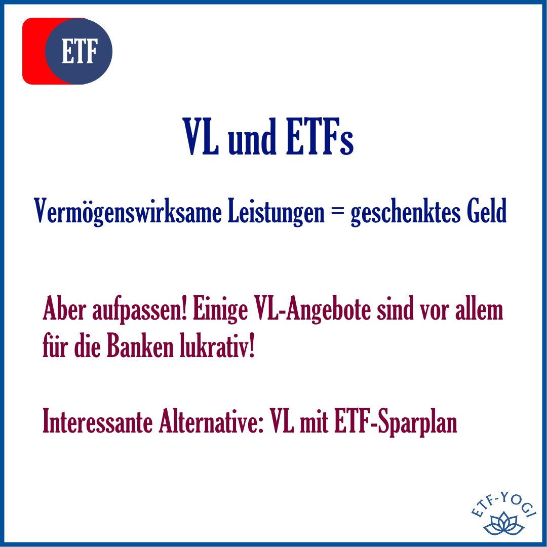 Vermögenswirksame Leistungen und ETF – F&A # 4