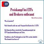 Xetra, Vanguard und der Preiskampf bei ETFs & Co