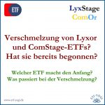 Lyxor startet ETF-Verschmelzung? - STOXX Europe 600 Media