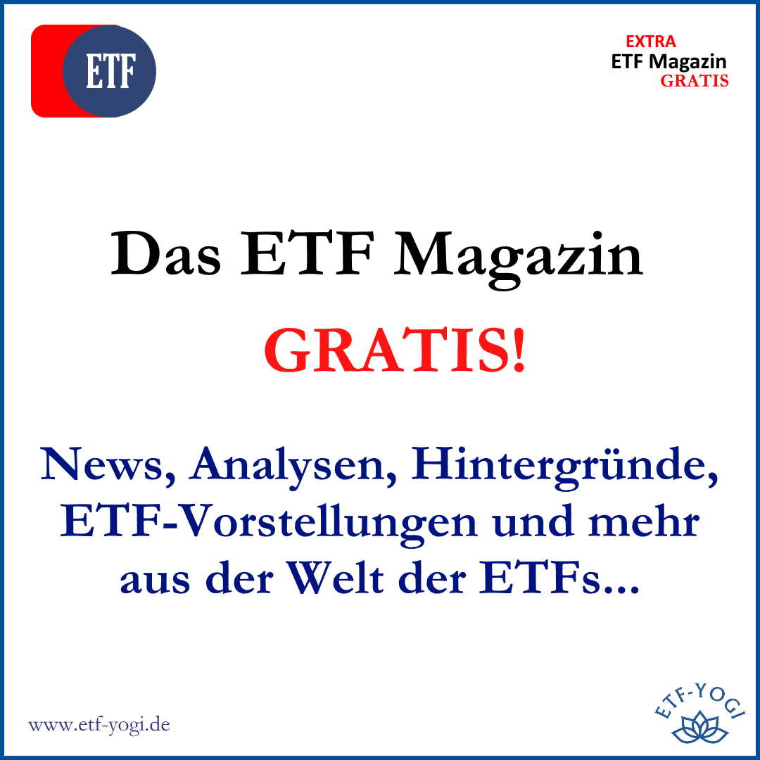 Gratis ETF Magazin: Alternative zum ETF Extra-Magazin?