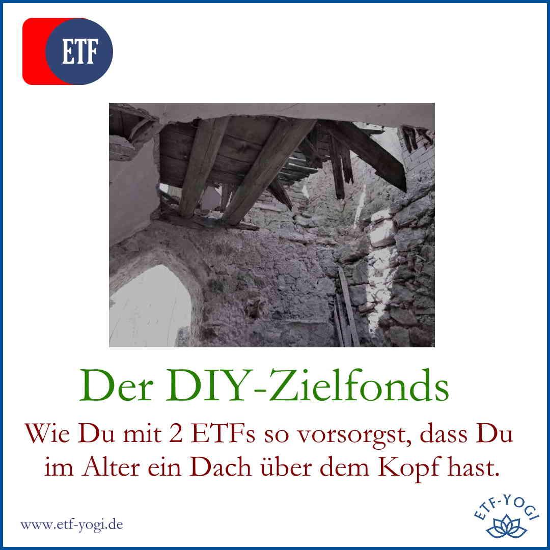 2 ETFs als Altersvorsorge: der DIY-Target Date Fonds