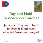 Buy and Hold in Zeiten der Corona: ist nun alles anders?